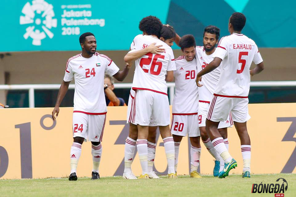 TRỰC TIẾP U23 Việt Nam 0-1 U23 UAE (HIỆP 1): Đối thủ vươn lên dẫn trước - Bóng Đá