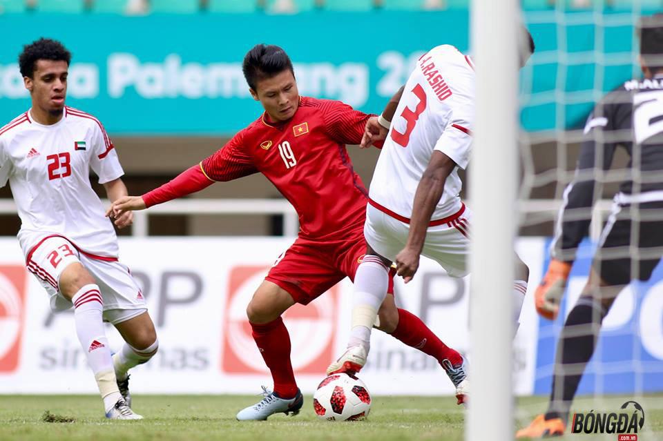 TRỰC TIẾP U23 Việt Nam 1-1 U23 UAE (HIỆP 1): U23 Việt Nam tấn công tổng lực - Bóng Đá