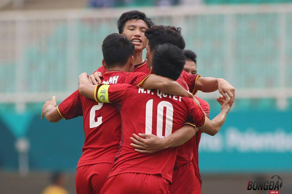 TRỰC TIẾP U23 Việt Nam 1-1 U23 UAE (HIỆP 1): Hai đội chia điểm - Bóng Đá