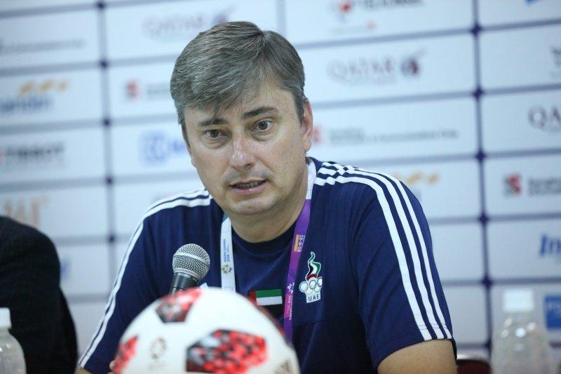 Thắng U23 Việt Nam, HLV UAE nói điều khó nghe - Bóng Đá