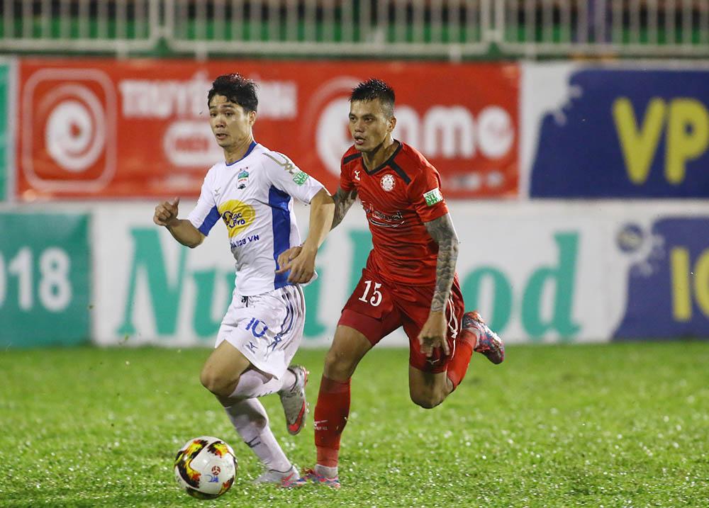 HAGL mất Văn Toàn vòng 22 V-League 2018 - Bóng Đá