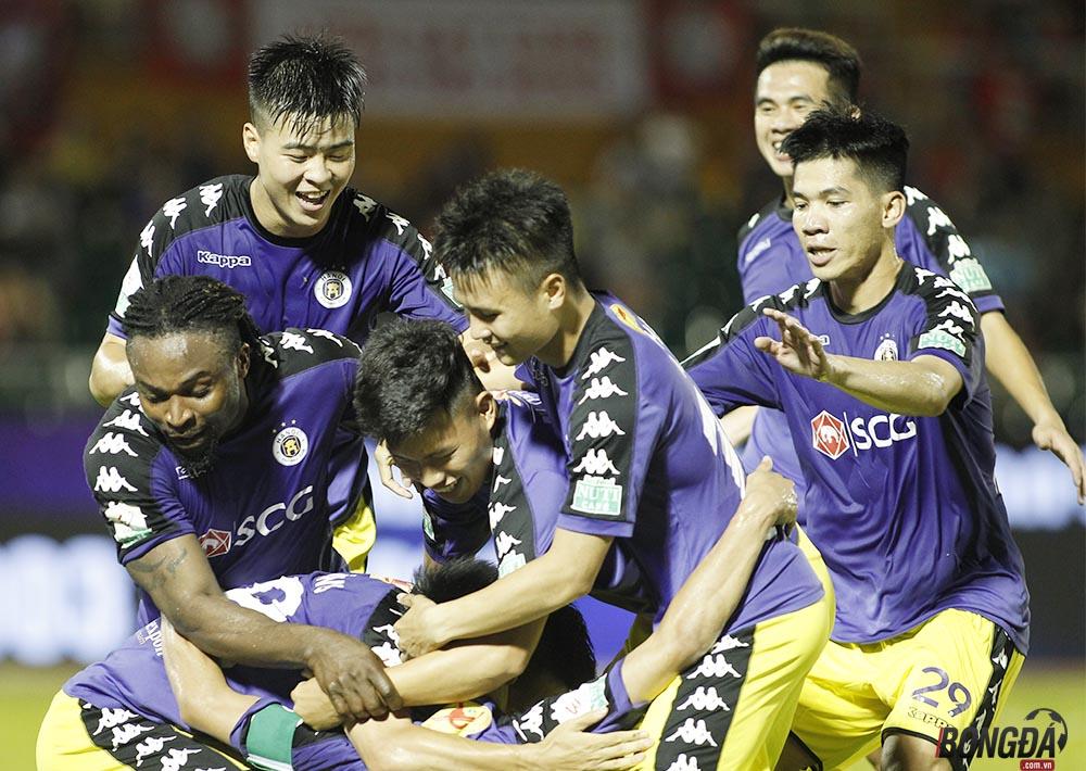 TRỰC TIẾP HAGL 0-1 Hà Nội FC (HIỆP 1):Oseni lập công - Bóng Đá