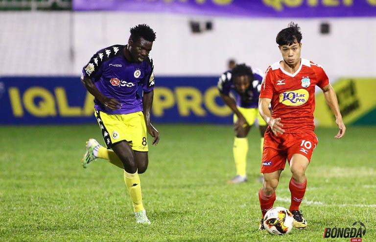 TRỰC TIẾP HAGL 3-5 Hà Nội FC (HIỆP 2): Văn Hậu vào sân ghi bàn - Bóng Đá