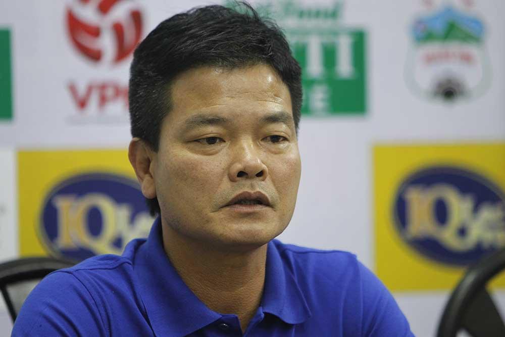 Có điểm trước Hải Phòng, HLV Nam Định quyết đánh bại HAGL - Bóng Đá
