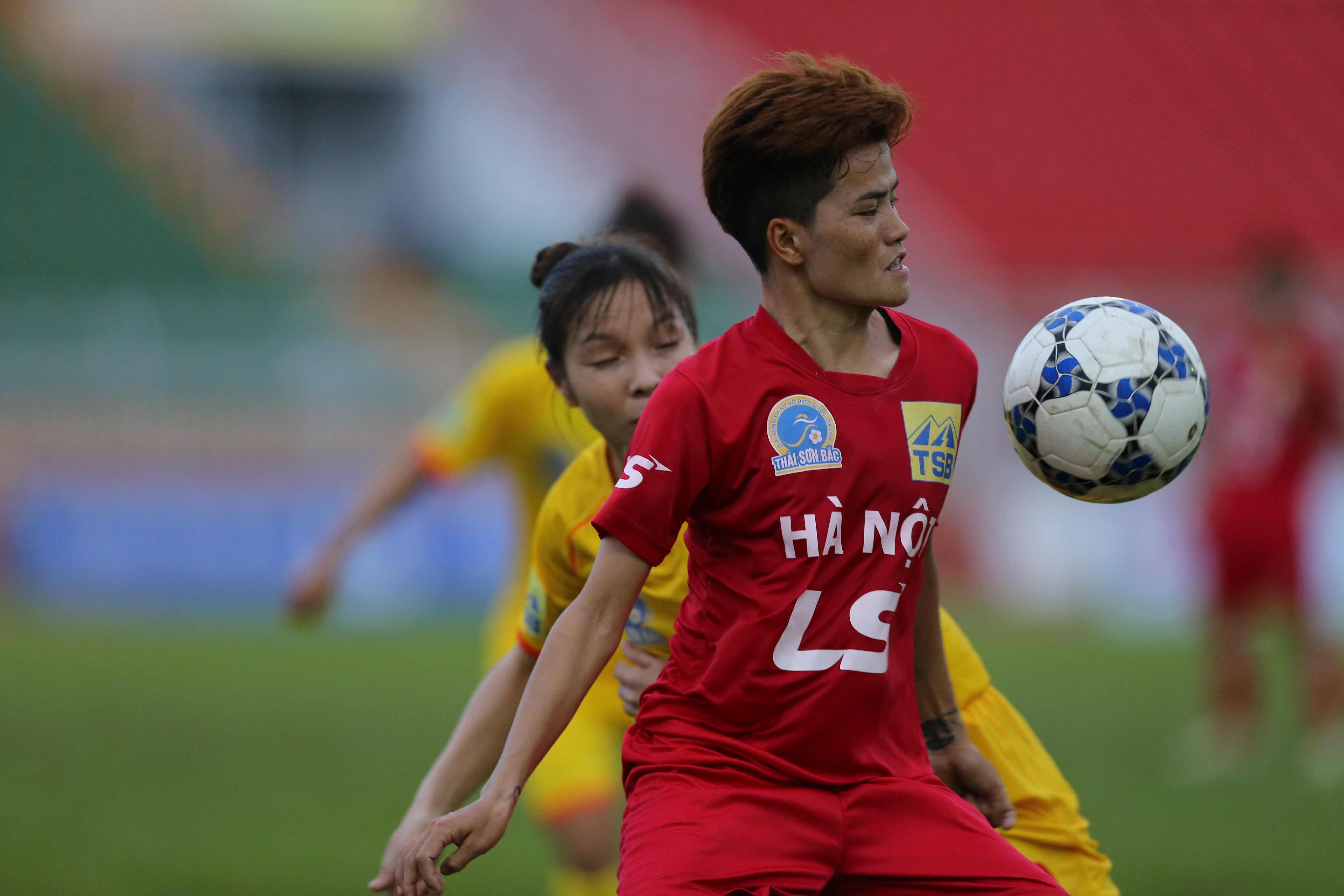 Vùi dập Sơn La 7 bàn, Hà Nội vô địch lượt đi - Bóng Đá