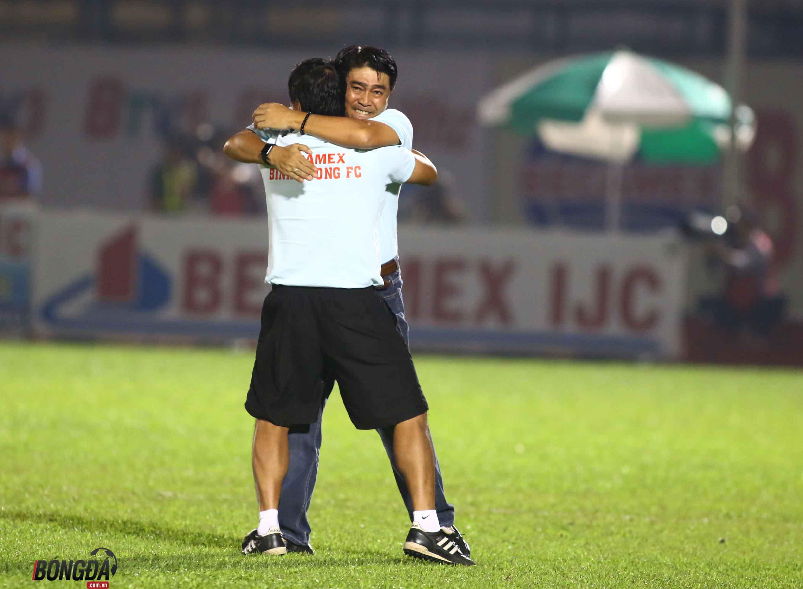 HLV Trần Minh Chiến tôi chỉ mất 5 phút lên giáo án, đấu pháp trận gặp Hà Nội FC - Bóng Đá