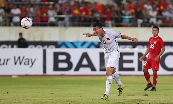 TRỰC TIẾP ĐT Lào 0-2 ĐT Việt Nam (H2): Anh Đức nhân đôi cách biệt - Bóng Đá