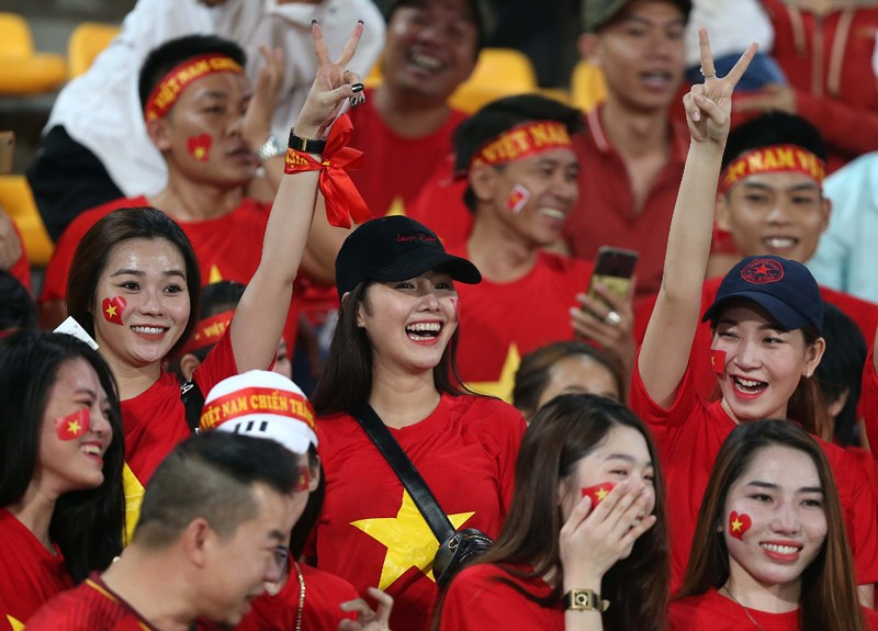 TRỰC TIẾP ĐT Lào 0-1 ĐT Việt Nam (H1): Chưa có bàn thắng thứ hai - Bóng Đá