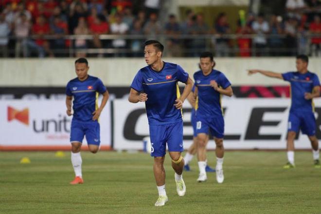 TRỰC TIẾP ĐT Lào 0-0 ĐT Việt Nam: Lâm