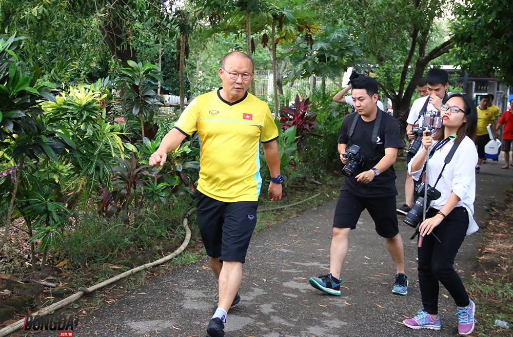 Điểm tin bóng đá Việt Nam tối 29/11: Thầy Park vẫn giấu bài, Thủ quân Philippines kêu gọi CĐV đến sân - Bóng Đá