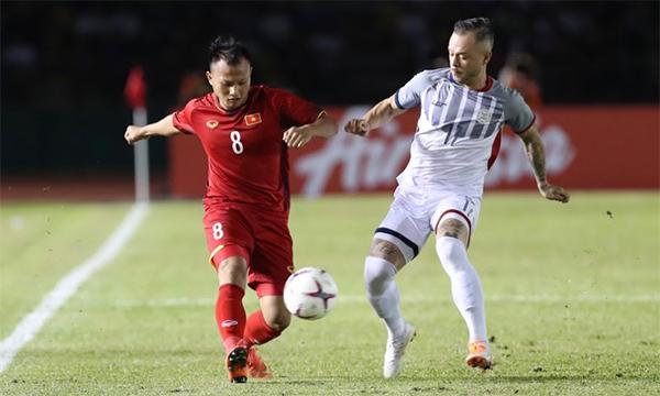 TRỰC TIẾP: Philippines 0-0 ĐT Việt Nam: Thế trận giằng co - Bóng Đá