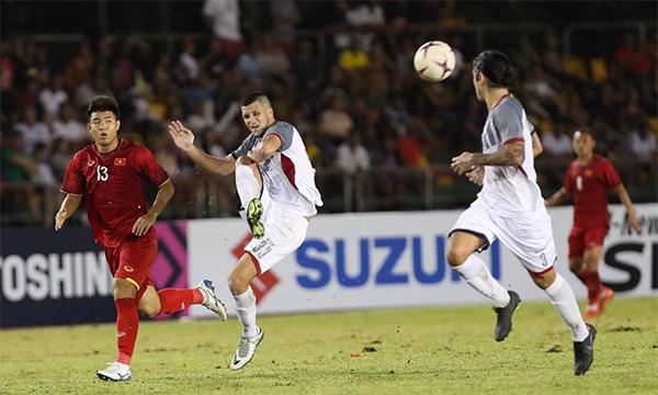 TRỰC TIẾP: Philippines 1-2 ĐT Việt Nam (H2): Chủ nhà đẩy cao đội hình tìm kiếm bàn gỡ - Bóng Đá