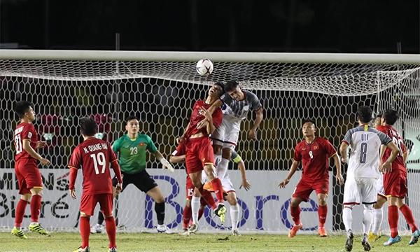TRỰC TIẾP: Philippines 0-1 ĐT Việt Nam (H1): Chủ nhà gia tăng sức ép - Bóng Đá