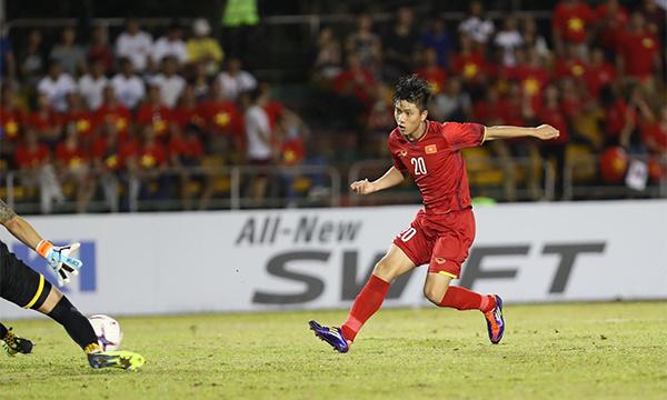 TRỰC TIẾP: Philippines 1-2 ĐT Việt Nam (H2): Đức
