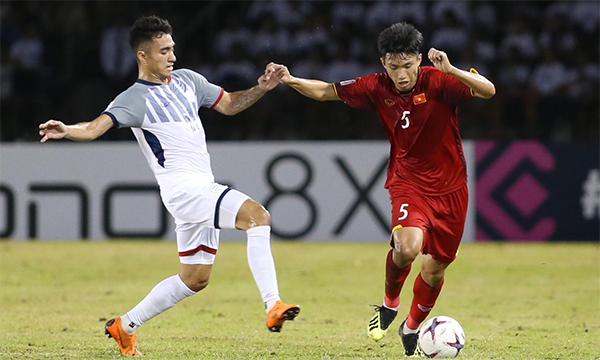 TRỰC TIẾP: Philippines 0-1 ĐT Việt Nam: Anh Đức
