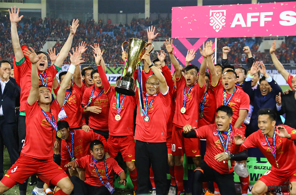 HLV Park Hang-seo lần đầu lên tiếng về suất đá chính ở ĐT Việt Nam - Bóng Đá