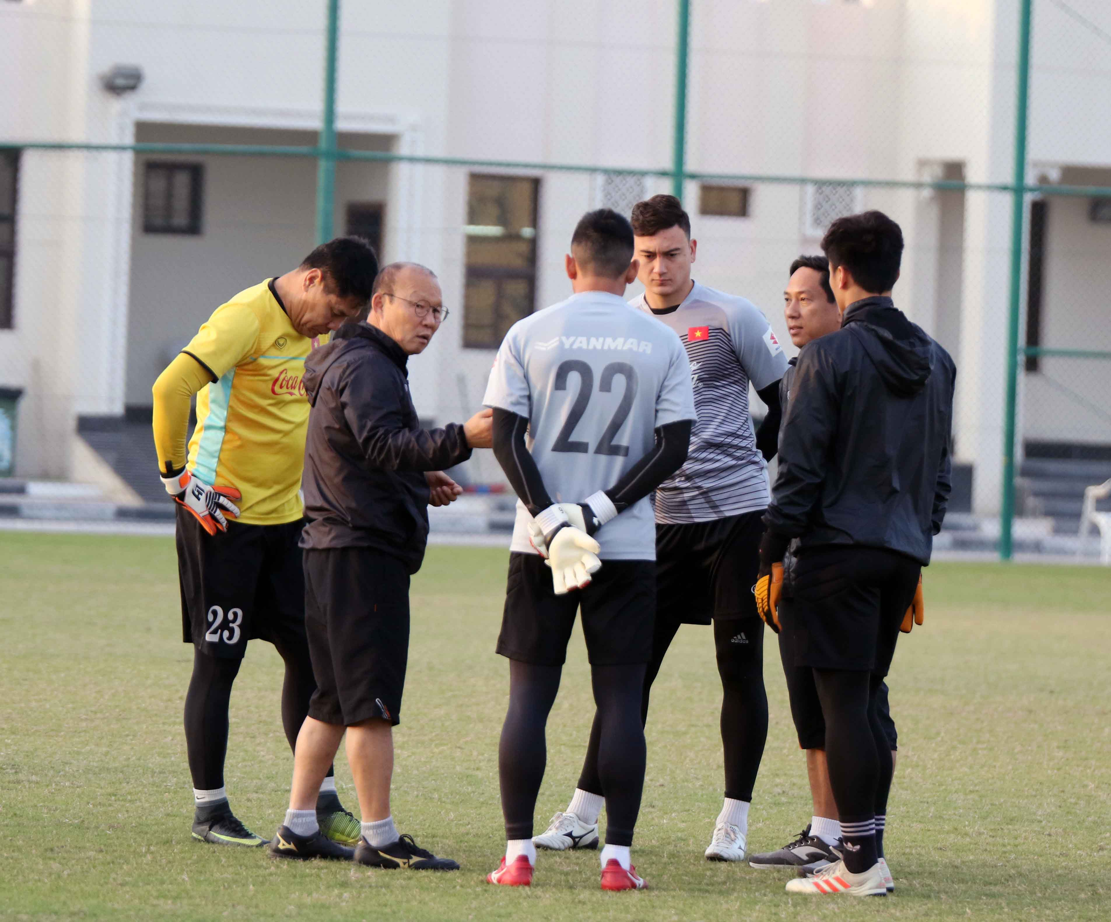 HLV Park Hang-seo nhìn ra vị trí trọng yếu của ĐT Việt Nam ở Asian Cup 2019 - Bóng Đá