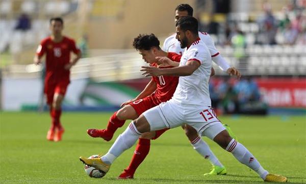 Trực tiếp ĐT Việt Nam 0-0 ĐT Iran (H1):Văn Lâm chơi xuất sắc - Bóng Đá