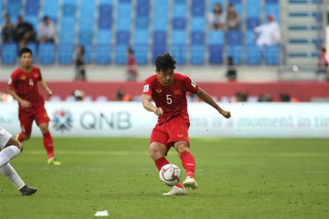 Trực tiếp ĐT Việt Nam 0-0 Jordan (H1): Tấn công phủ đầu - Bóng Đá