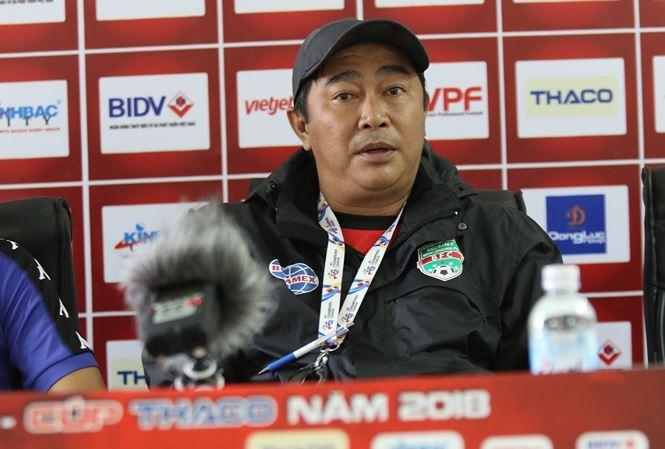 """HLV Trần Minh Chiến: """"Bình Dương không dễ buông Siêu Cup Quốc gia"""" - Bóng Đá"""