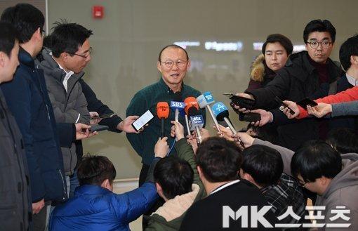 Kế hoạch chi tiết HLV Park Hang-seo trở lại cùng bóng đá Việt Nam - Bóng Đá