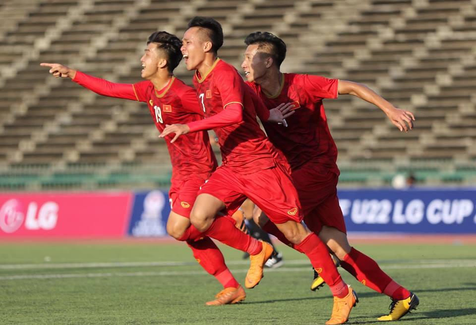 15h30, U22 Việt Nam vs U22 Thái Lan: Chung kết sớm bảng A - Bóng Đá