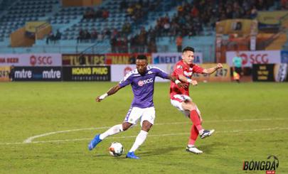 Đè bẹp Than Quảng Ninh 5-0, Hà Nội phô diễn sức mạnh - Bóng Đá