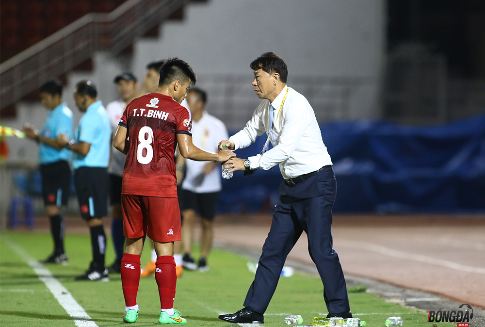 Đồng nghiệp HLV Park Hang-seo