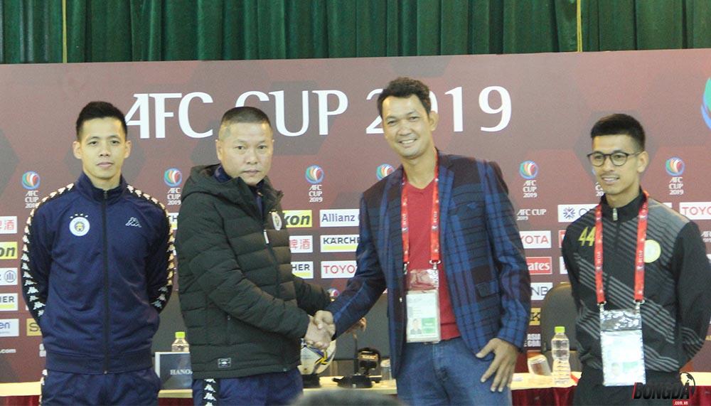 Đối thủ của Hà Nội tại AFC Cup 2019 ấn tượng Quang Hải, lo sợ Văn Quyết - Bóng Đá