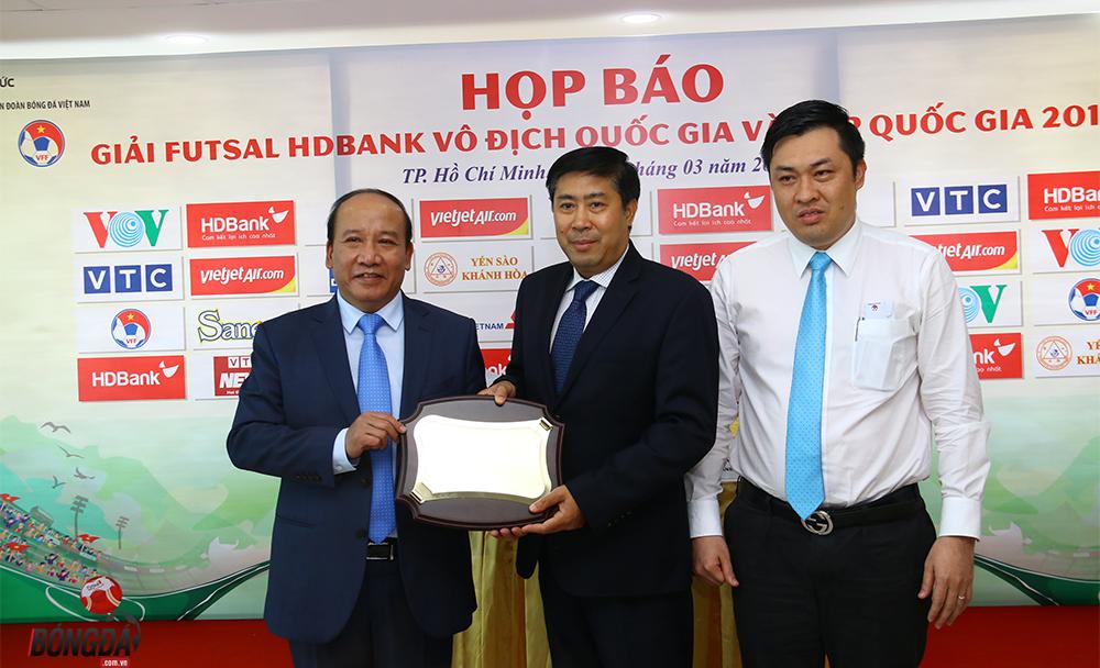 Giải futsal VĐQG 2019 có tổng giải thưởng gần 1 tỷ đồng - Bóng Đá