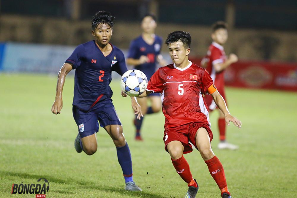 Thắng nhẹ U19 Thái Lan, Việt Nam lên ngôi vô địch - Bóng Đá