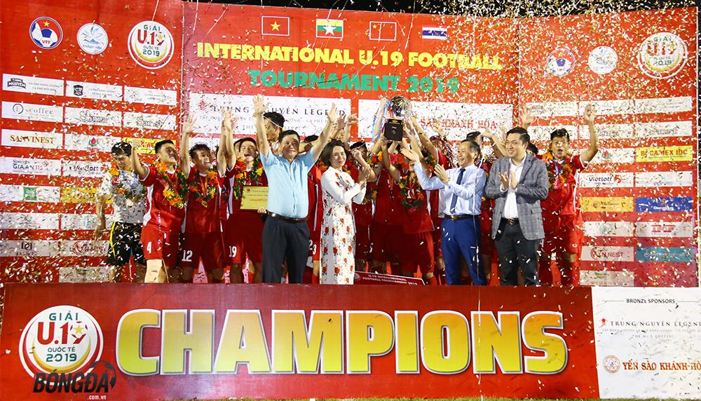 Thắng Thái Lan HLV U19 Việt Nam nói gì - Bóng Đá