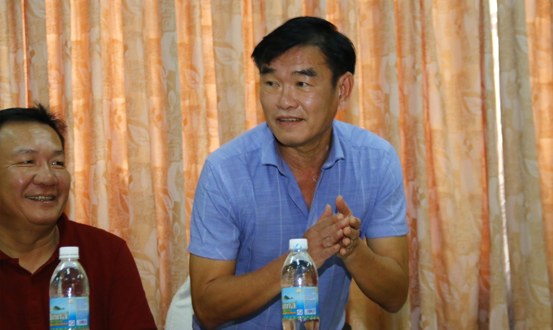 HLV Phan Thanh Hùng lý giải nguyên nhân thất bại trước HAGL - Bóng Đá