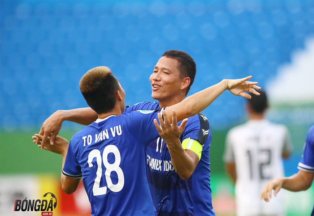 Tiến Linh trở lại, Anh Đức tỏa sáng Bình Dương vùi dập Shan United 6 bàn không gỡ - Bóng Đá