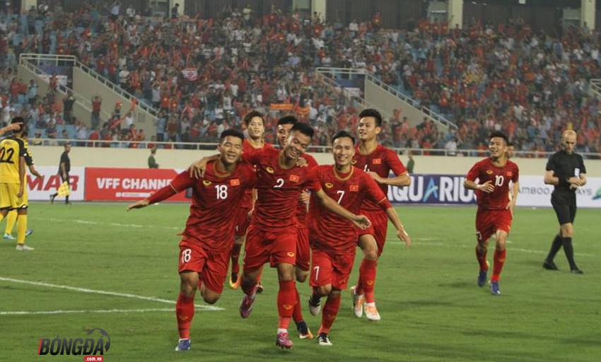 VFF khiếu nại U22 Việt Nam nằm nhóm lót đường SEA Games 30 - Bóng Đá