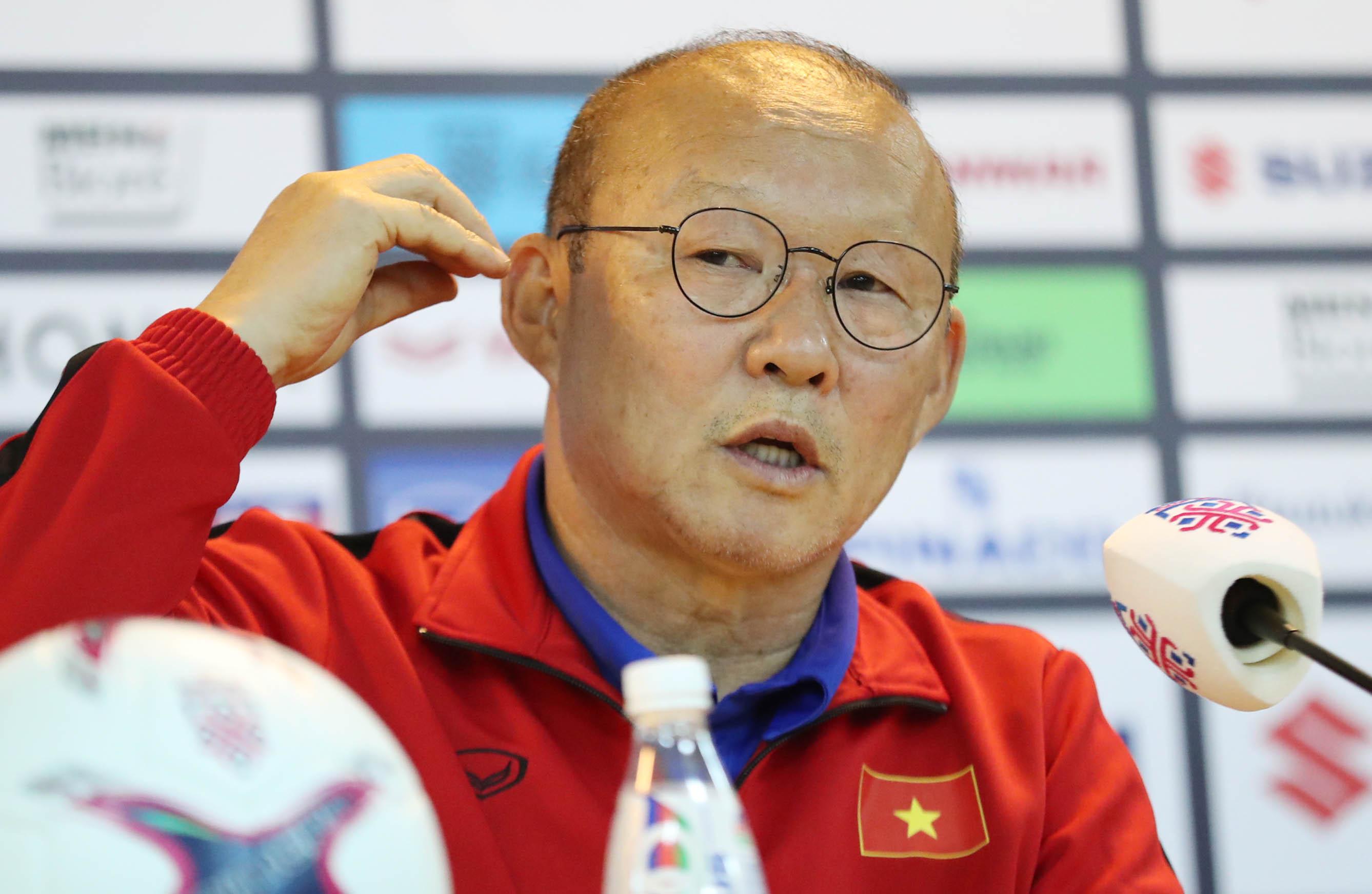 Điểm tin bóng đá Việt Nam tối 19/04: Thầy Park lên tiếng vụ U22 Việt Nam vào nhóm lót đường SEA Games 30 - Bóng Đá