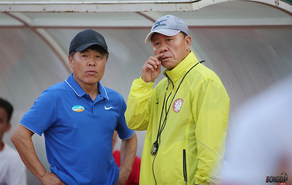 """HLV Chung Hea Soung: """"Derby HLV Hàn Quốc ư! Chơi trận cầu đẹp phục vụ khán giả và người hâm mộ"""" - Bóng Đá"""