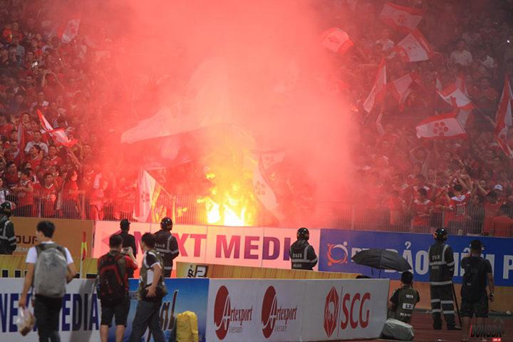 Trực tiếp Hà Nội FC 0-0 Hải Phòng: Đòi lại ngôi đầu bảng - Bóng Đá