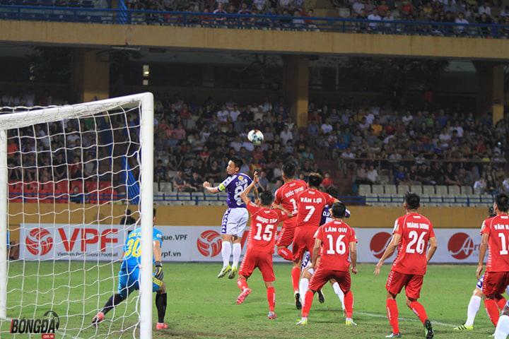 Trực tiếp Hà Nội FC 0-0 Hải Phòng: Tấn công tổng lực - Bóng Đá