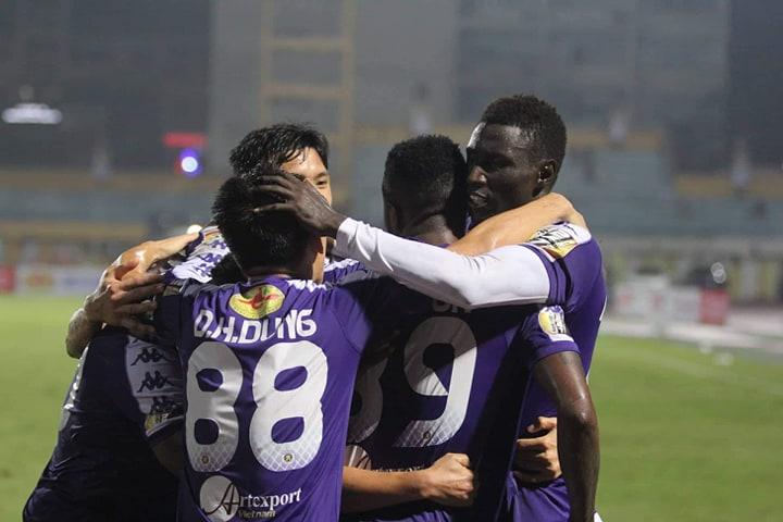 Trực tiếp Hà Nội FC 2-1 Hải Phòng (H2): Samson vào sân lập cú đúp - Bóng Đá