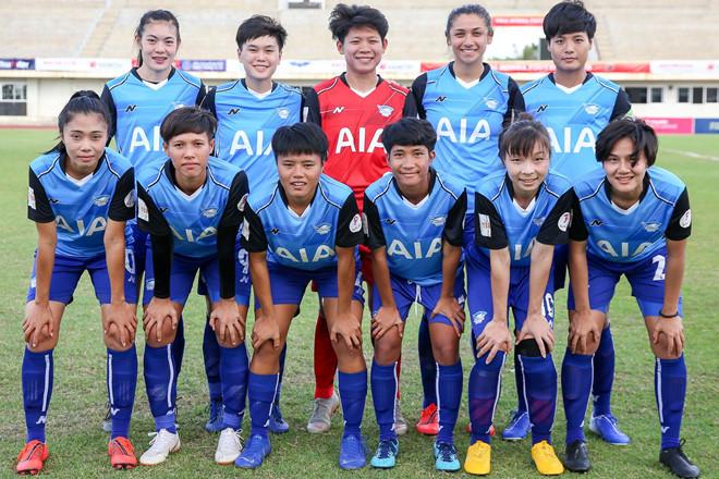 Nữ tuyển thủ Việt Nam giúp đội bóng Thái Lan vào chung kết - Bóng Đá