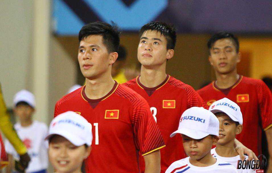Trước thềm King's Cup 2019: Thầy Park có lo Đình Trọng - Duy Mạnh - Bóng Đá
