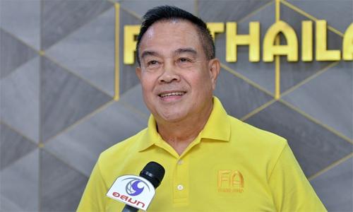 Chủ tịch LĐBĐ Thái Lan, Việt Nam mạnh hơn chúng ta - Bóng Đá
