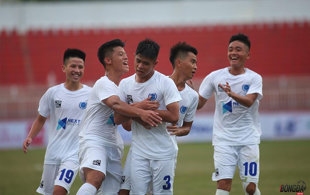 Đàn em Công Phượng thắng dễ VCK U15 Quốc gia 2019 - Bóng Đá