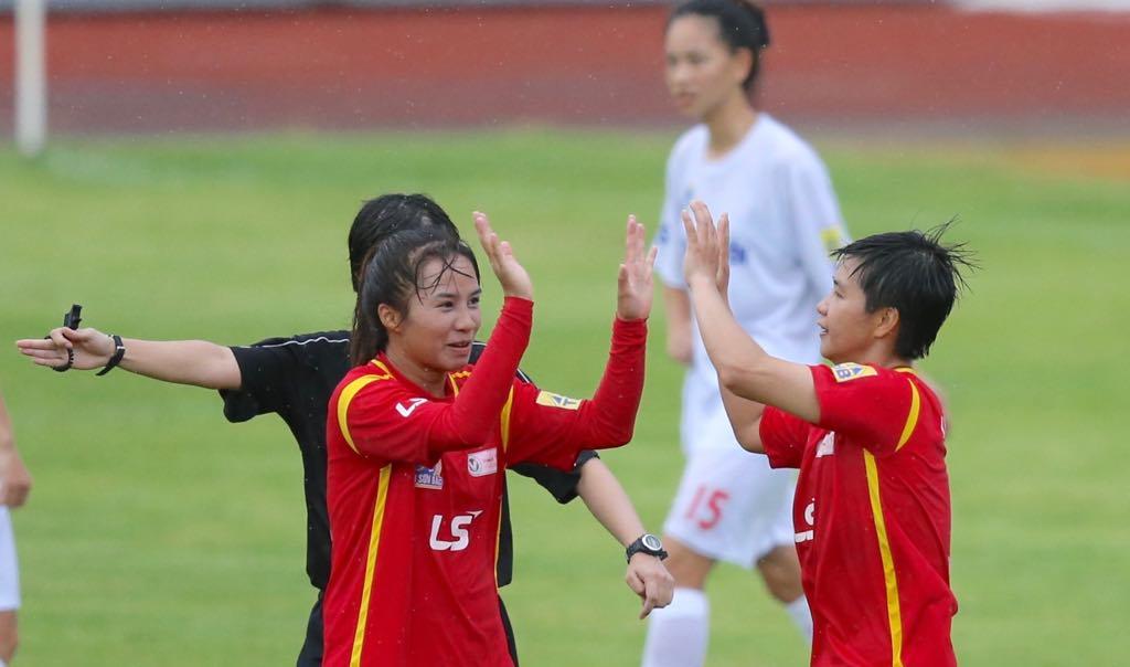 Vòng 6 giải VĐQG nữ 2-19: TP.HCM I khẳng định sức mạnh - Bóng Đá