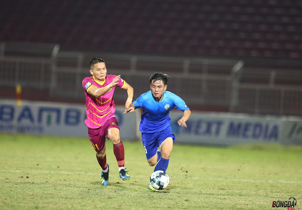Vùi dập đội bóng tí hon 4-1, Sài Gòn vào tứ kết Cup Quốc gia 2019 - Bóng Đá