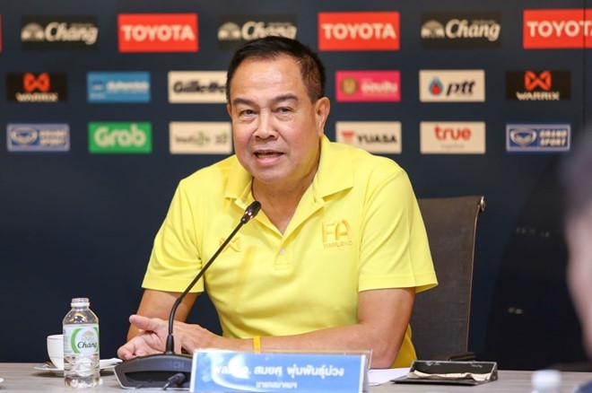 Sếp lớn Thái Lan: