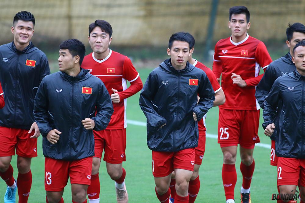 ĐT Việt Nam triệu tập 27 cầu thủ cho Vòng loại World Cup 2022? - Bóng Đá