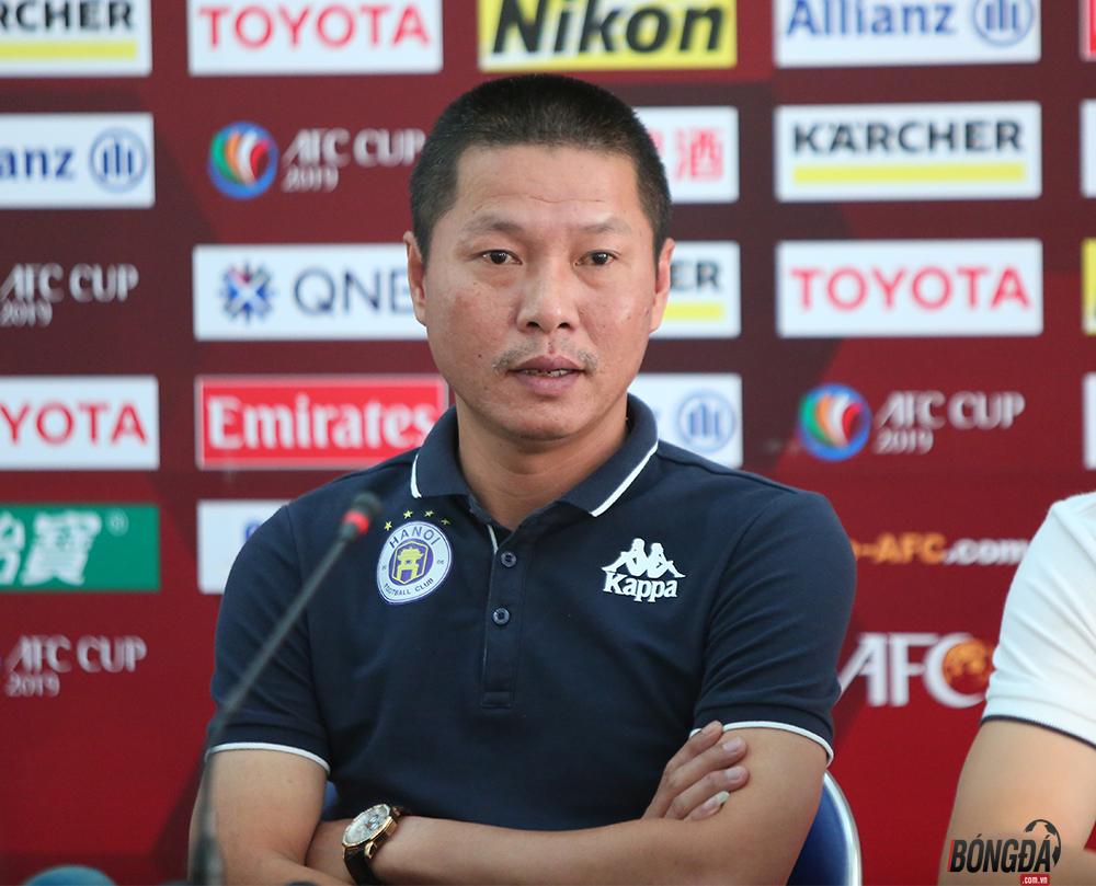 Đấu Bình Dương chung kết AFC Cup, HLV Hà Nội nói 1 điều đặc biệt - Bóng Đá