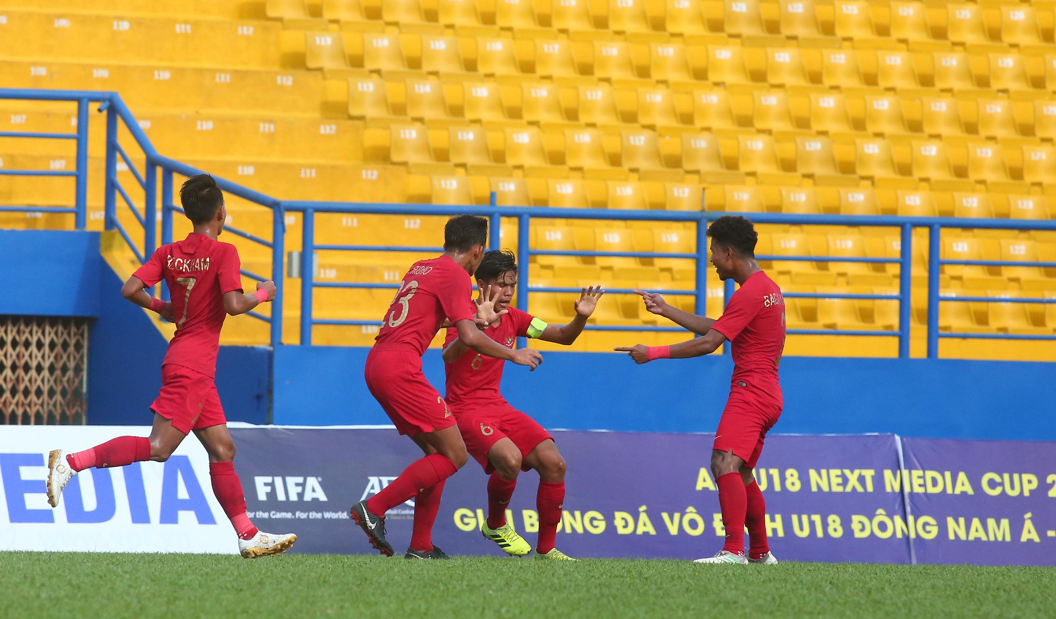 U18 Đông Nam Á 2019: Indonesia toàn thắng, Lào có 3 điểm đầu tiên - Bóng Đá
